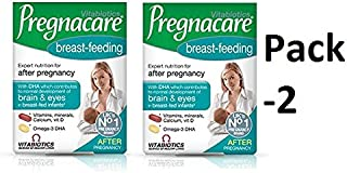 vitabiotics pregnacare breast feeding