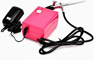 HUBEST Airbrush makeup system kit Beauty Cosmetic 3 level pressure adjustable