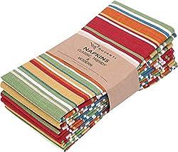 Image of Ruvanti Table Cloth Napkins...: Bestviewsreviews
