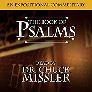 The Book of Psalms: A Commentary audiobook cover art