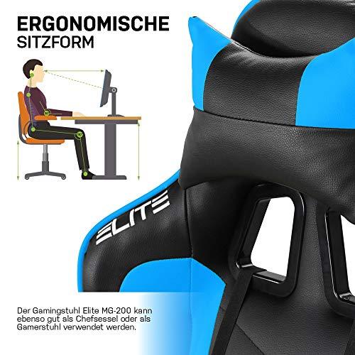 ELITE Racing Gaming Stuhl MG-200 – Bild 3*