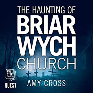 The Haunting of Briarwych Church audiobook cover art