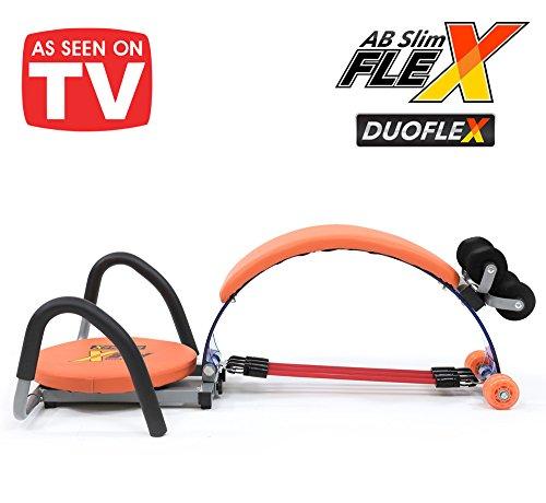 AB Slim Flex con tecnología Duoflex