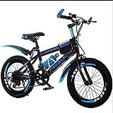 Xiaoping Vélo Vieux vélo 9-10-11-12-15 Ans for Enfants garçon de 20 Pouces Sport de Course de Vitesse Montagne école Primaire de VTT de vélo