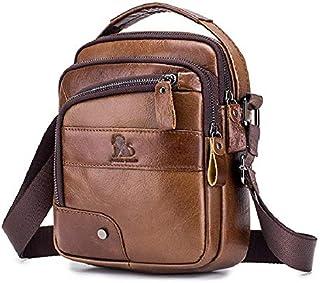 لوسين حقيبة للرجال-بني - حقائب الكتف