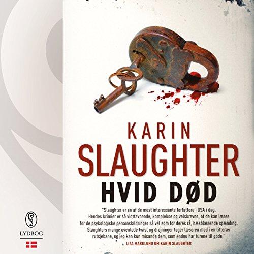 Hvid død audiobook cover art