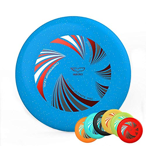 Professional Ultimate Frisbee Extreme Wave Series UFO 175g Competition Team Frisbee Outdoor Game Sports Frisbee Outdoor Toys-Translucent 1