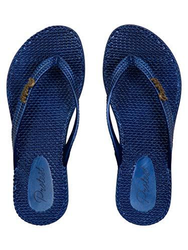 Protest Stampy 20 Damen Flip-Flop Deep Kobalt 39
