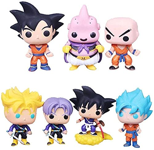 Dragon Ball The Super Warriors Special Figure-Kung Fu Goku Chinese-12 cm