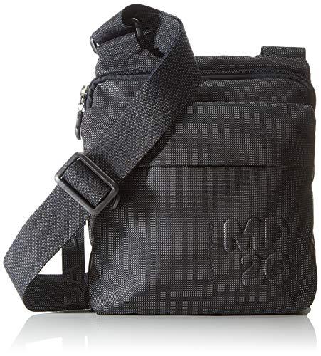 Mandarina Duck Damen MD 20 Handtasche, Steel, Einheitsgröße