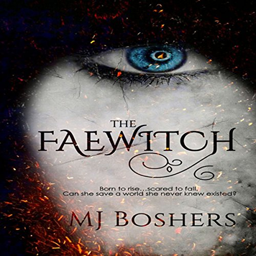 The Faewitch audiobook cover art