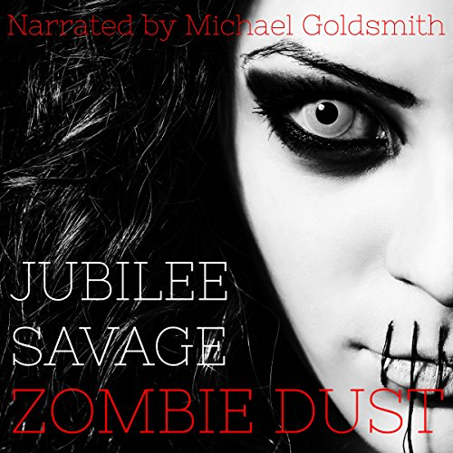 Zombie Dust audiobook cover art