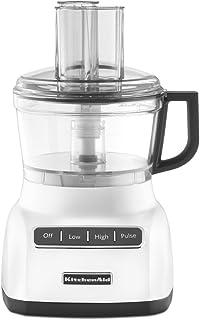 پردازنده مواد غذایی 7 فنجان KitchenAid RKFP0711WH - سفید (تجدید شده)