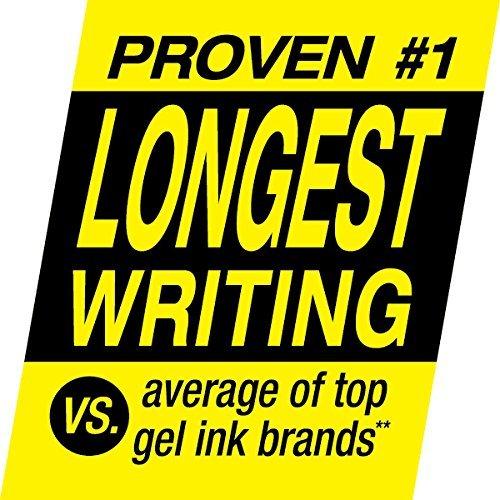 PILOT G2 Premium Refillable & Retractable Rolling Ball Gel Pens, Fine Point, Purple Ink, 2-Pack (31052)