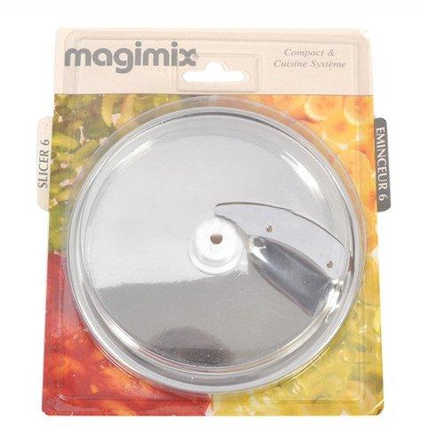 Magimix 5000 disques trancheuses de 6 mm.