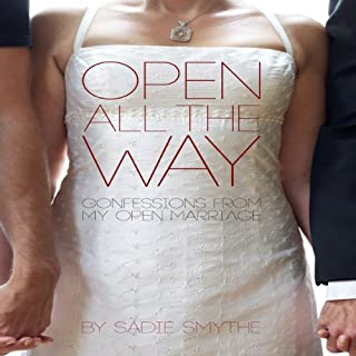 Open All the Way audiobook cover art