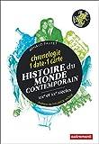 Histoire du monde contemporain - Chronologie 1 date 1 carte