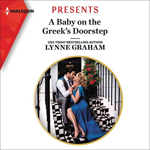 A Baby on the Greek's Doorstep Audiobook By Lynne Graham cover art