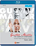 Mahler: The complete symphonies Nos. 1-10 [Box Set] [Blu-ray]