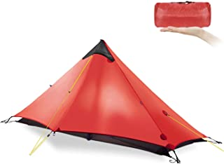 Ultralight Tent 3-Season Backpacking Tent 1 Person/2...