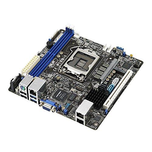 Server Mainboard Asus P10S-i Intel C232 LGA 1151 Mini-ITX
