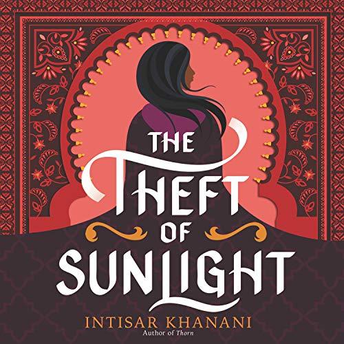 Couverture de The Theft of Sunlight