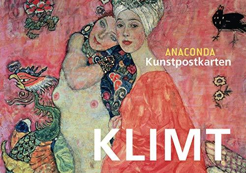 Postkartenbuch Gustav Klimt