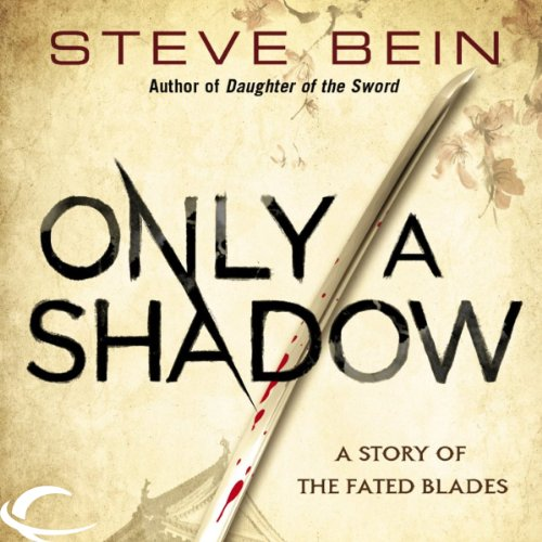Only a Shadow audiobook cover art