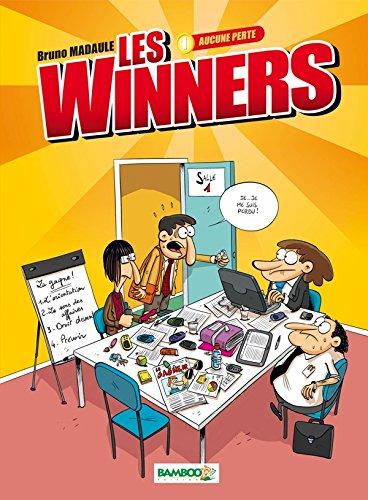 Les Winners - tome 01 - Aucune perte
