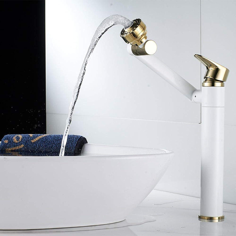 Waschtischarmaturen Küchenarmaturen Waschraumarmaturen Becken Wasserhahn Erhhen Becken Wasserhahn Handwaschbecken Wasserhahn Hei Und Kalt Gebürstet Becken