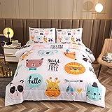 Btargot Jungle Animals Boys Girls Ultra Soft Comforter...