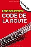 carnet d'entrainement code de la route:...