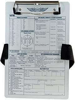 ASA Visual Flight (VFR) Kneeboard ASA-KB-1