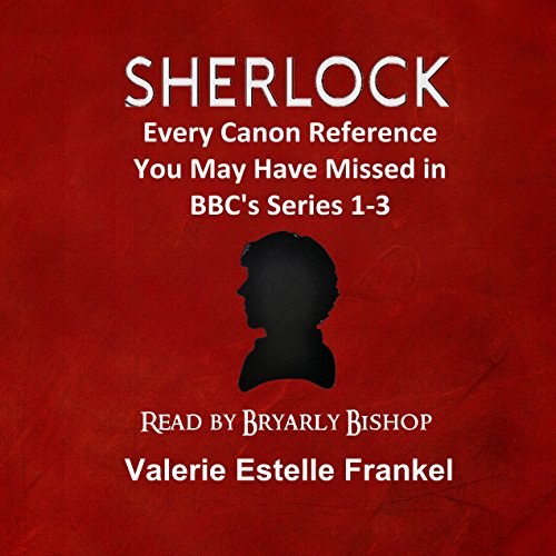 Sherlock: Every Canon Reference You May Have Missed in BBC's Series 1-3 audiobook cover art