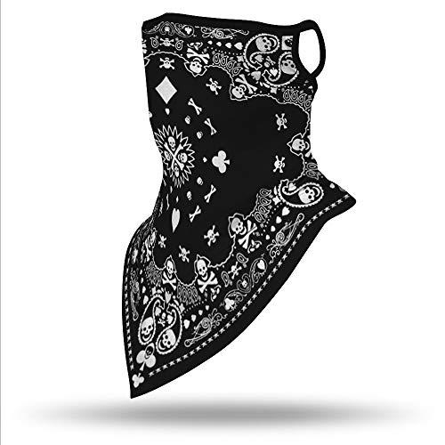 Buitensporten Opknoping Oor Driehoek Sjaal Masker Multifunctionele Zonnebrandcrème Sjaal