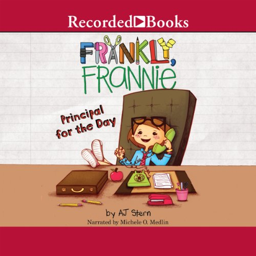 Principal for the Day audiobook cover art