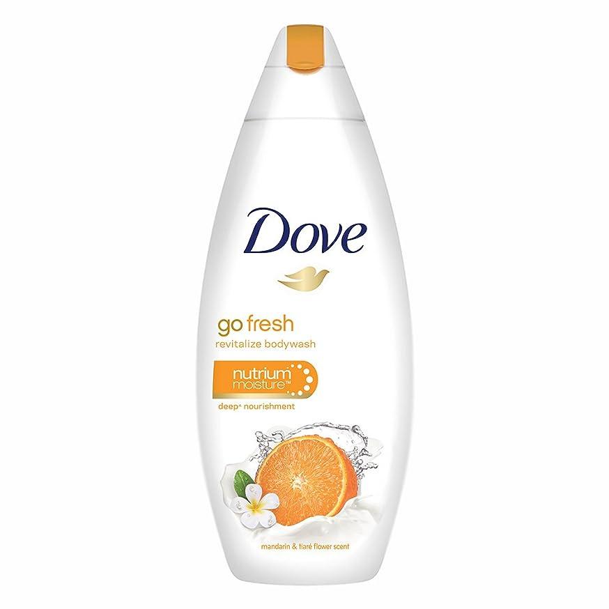 ベイビー服を洗う仲良しDove Go Fresh Revitalize Body Wash, 190ml