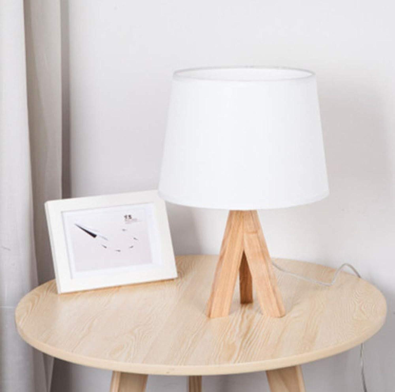 Xiadsk Nordic massivholz leinen natürliche tischlampe Moderne einzigartige café bar tischlampe Schlafzimmer Nacht Studie Hotel Dekoration Lampe