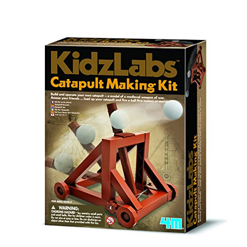 4M '403385' Catapult Making Kit
