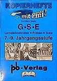 Lernzielkontrollen GSE: GSE - Geschichte, Sozialkunde, Erdkunde, Kopierhefte, 7.-9. Jahrgangsstufe - Karl H Seyler