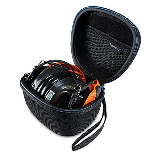 Supremery koffer voor Peltor Sporttac gehoorbescherming mt6h210f-478-gn koffer beschermhoes koffer
