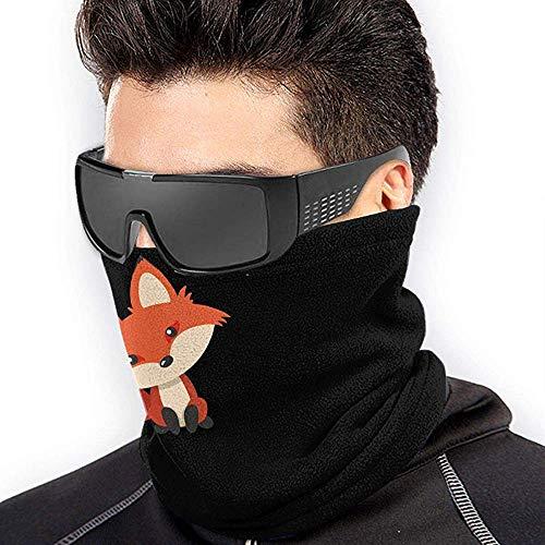 air kong Netter Fuchsschal-Hals-Gamasche-Magie-Stirnband-Sturmhauben-Hauben-Unisexmasken-Bandana-Winter-warme Kopfbedeckung