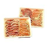 特産地鶏 青森シャモロック 焼肉セット(モモ・ムネ肉約400g×2パック)