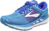 Brooks Transcend 5 Womens Running Shoes 6 US Blue/Pink/White