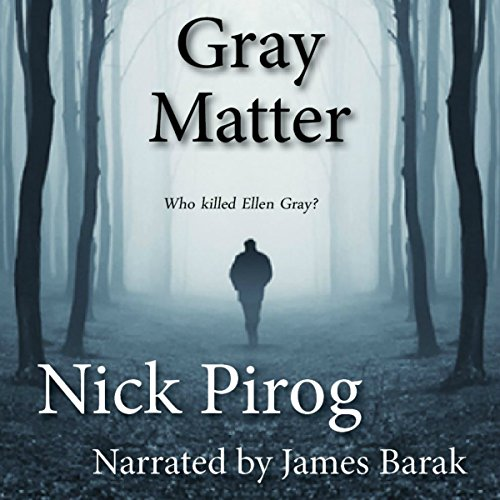 Couverture de Gray Matter