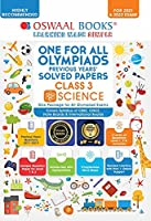 One for All Olympiad Previous Years Solved Papers, Class-3 Science Book (For 2022 Exam)