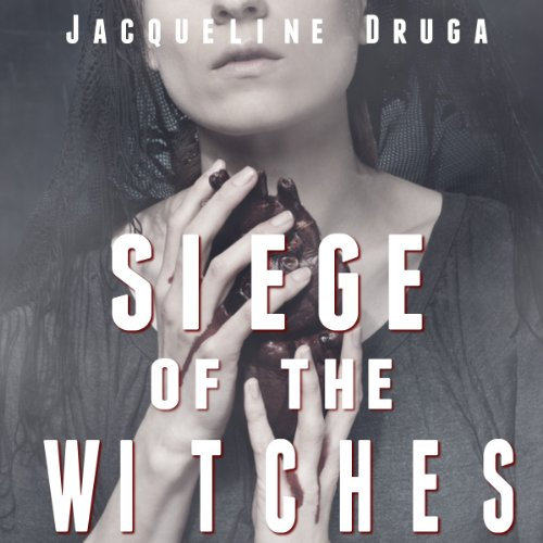 Siege of the Witches audiobook cover art
