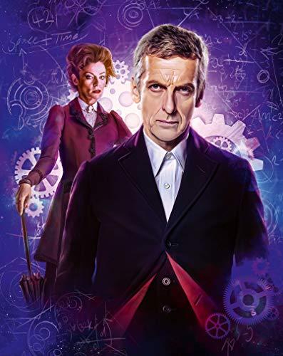 Doctor Who - Series 8 Steelbook (Blu-ray) (2021)