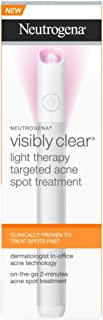 NEUTROGENA Visibly Clear Light Therapy Acne Spot Treatment, 1 count