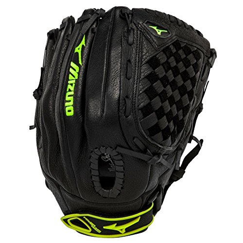 BTS Mizuno Prospect GPL1200F1 12' Youth Girls Fastpitch Utility Glove (Right-Handed Throw)